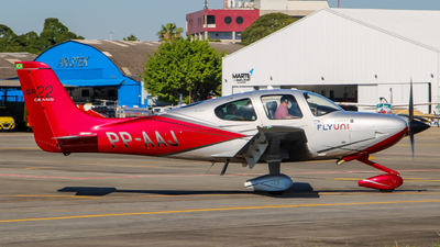 PP-AAJ - Cirrus SR22 Grand - Fly Uni
