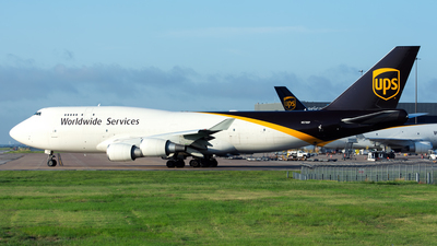 A picture of N578UP - Boeing 74745E(BCF) - UPS - © Kory Crohn