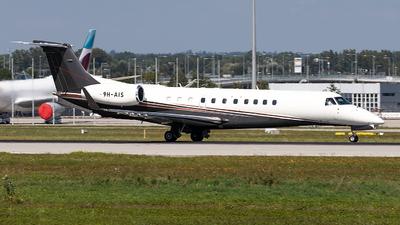 9H-AIS - Embraer ERJ-135BJ Legacy - Blue Square Aviation