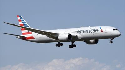 A picture of N831AA - Boeing 7879 Dreamliner - American Airlines - © Akihiko Takahashi