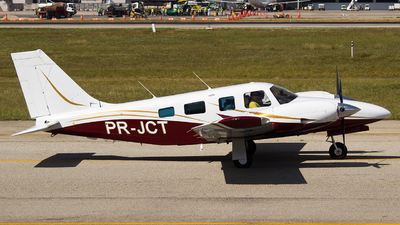 PR-JCT - Piper PA-34-220T Seneca V - Private