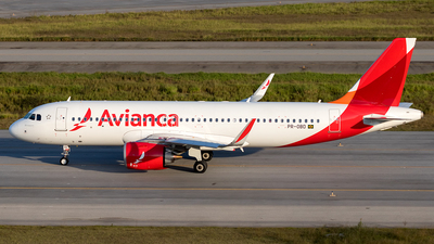 PR-OBD - Airbus A320-251N - Avianca Brasil