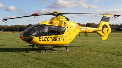 A picture of GWPDD - Eurocopter EC135 P1 - [0071] - © Ian Johnson
