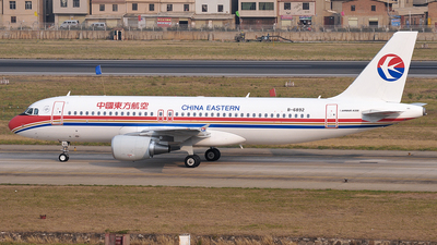 B-6892 - Airbus A320-214 - China Eastern Airlines