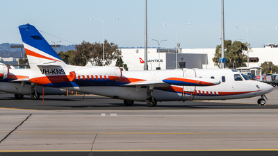 A picture of VHKNS - IAI1124 Westwind - PelAir - © TommyNG