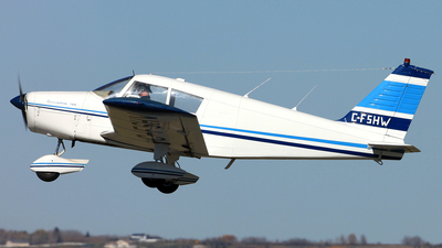 C-FSHW - Piper PA-28-140 Cherokee - Private