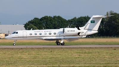 HZ-MS4B - Gulfstream G450 - Saudi Arabia - Aeromedical Evacuation