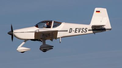 D-EVSS - Vans RV-14A - Private