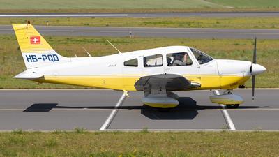 HB-PQD - Piper PA-28-181 Archer II - Private