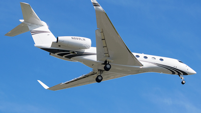 N889LM - Gulfstream G650ER - Private