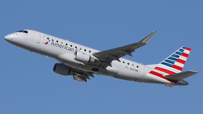 N217NN - Embraer 170-200LR - American Eagle (Compass Airlines)