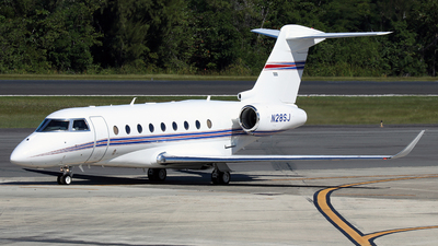 N28SJ - Gulfstream G280 - Private