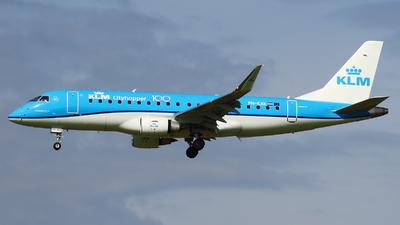 PH-EXK - Embraer 170-200STD - KLM Cityhopper