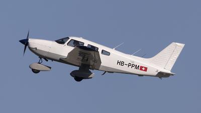 HB-PPM - Piper PA-28-181 Archer III - Motorfluggruppe Zurich