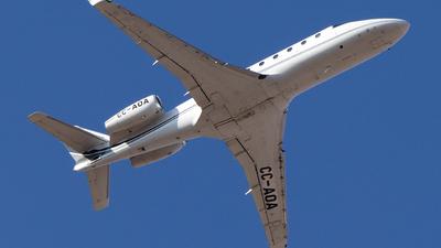 CC-AOA - Gulfstream G150 - Aerocardal
