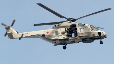 RN-01 - NH Industries NH-90NFH - Belgium - Air Force