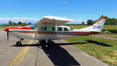 CC-POY - Cessna 207 Stationair 7 - Private