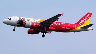 HS-VKE - Airbus A320-214 - Thai VietJet Air