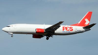 9M-POS - Boeing 737-4Q8(SF) - Pos Malaysia