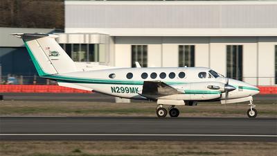 N299MK - Beechcraft 200 Super King Air - Private
