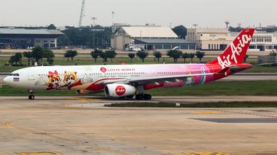 HS-XTD - Airbus A330-343 - Thai AirAsia X