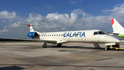A picture of XAUVX - Embraer ERJ145EP - Calafia Airlines - © André Du-pont  (Mexico Air Spotters)