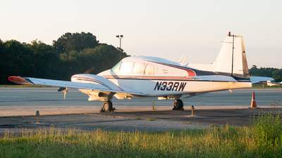 A picture of N33RW - Piper PA23160 Apache - [231948] - © Devin | Charleston.Spotter
