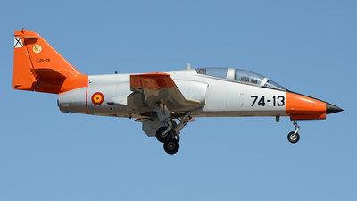 E.25-59 - CASA C-101 Aviojet - Spain - Air Force