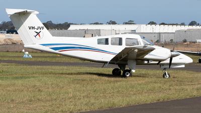 VH-JVF - Beechcraft 76 Duchess - Private