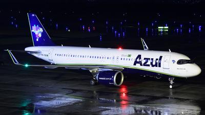 PR-YSG - Airbus A320-251N - Azul Linhas Aéreas Brasileiras