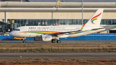 B-1010 - Airbus A319-115 - Tibet Airlines
