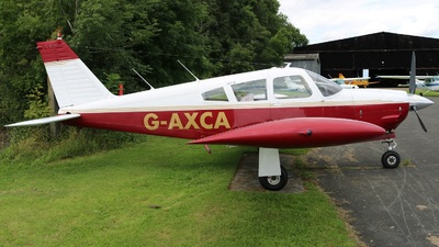 A picture of GAXCA - Piper PA28R200 - [28R35053] - © David Cook