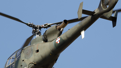 12879 - Aérospatiale SA 341H Partizan - Serbia - Air Force