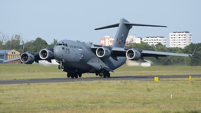 02-1098 - Boeing C-17A Globemaster III - United States - US Air Force (USAF)