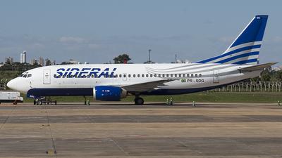 PR-SDG - Boeing 737-33A(QC) - Sideral Air Cargo