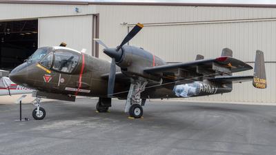 N4235Z - Grumman OV-1A Mohawk - Private