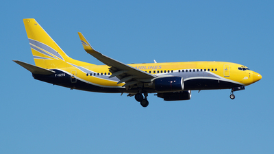 F-GZTQ - Boeing 737-73S - ASL Airlines