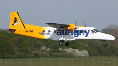 G-SAYE - Dornier Do-228-200 - Aurigny Air Services