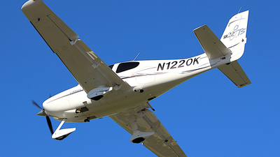 N1220K - Cirrus SR22-GTS - Private