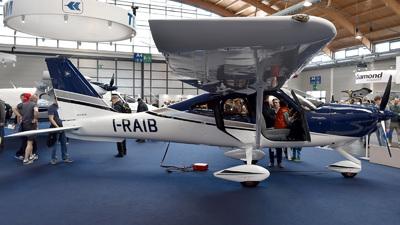 I-RAIB - Tecnam P2010 Mk.II - Private