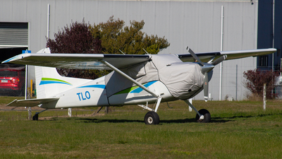 ZK-TLO - Cessna 185 Skywagon - Private
