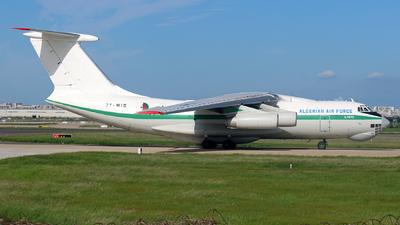 7T-WIG - Ilyushin IL-76TD - Algeria - Air Force