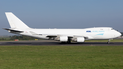 OE-IFM - Boeing 747-4KZF(SCD) - ASL Airlines