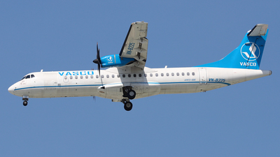 VN-B225 - ATR 72-212A(500) - Vietnam Air Services Company (VASCO)