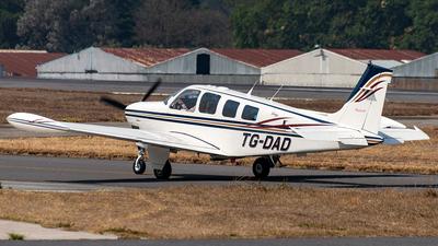 TG-DAD - Beechcraft A36 Bonanza - Private