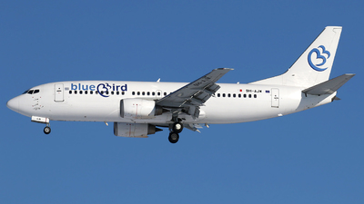 9H-AJW - Boeing 737-3U3 - Bluebird Airways