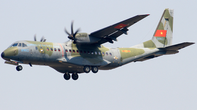 8902 - CASA C-295M - Vietnam - Air Force