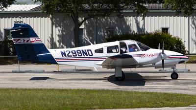 N299ND - Piper PA-44-180 Seminole - ATP Flight School