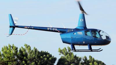 PT-FIL - Robinson R66 Turbine - Private