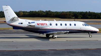 A picture of N790TX - Cessna 560XLS Citation Excel - Executive Jet Management - © Agustin Anaya